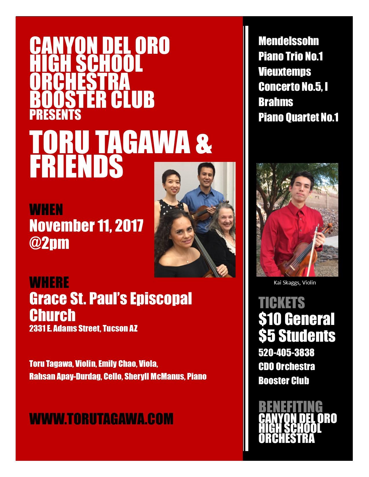 ToruTagawa&Friends